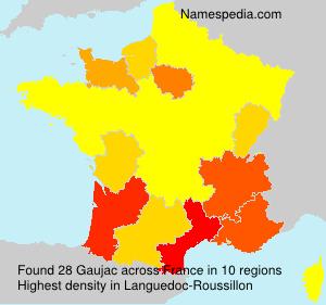 Gaujac