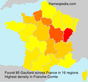 Gauliard