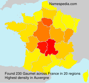 Gaumet