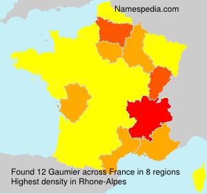 Gaumier