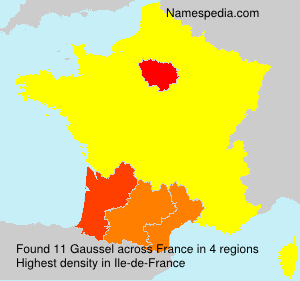 Gaussel