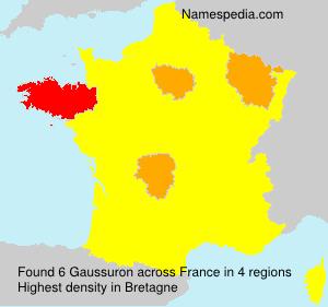Gaussuron