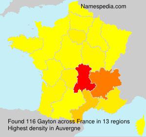 Gayton