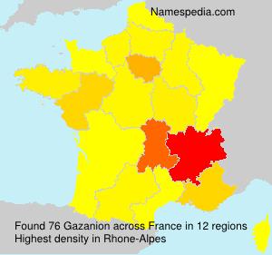 Gazanion