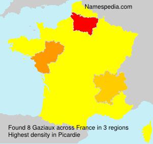 Gaziaux