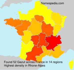 Gazut - France