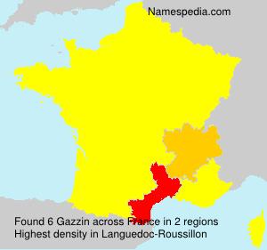 Gazzin