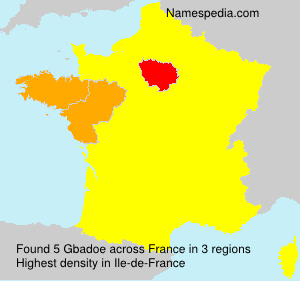 Gbadoe