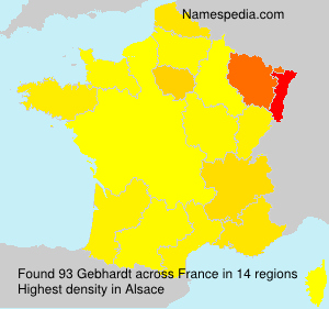 Gebhardt - France