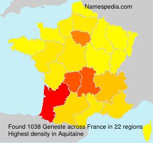 Geneste - France