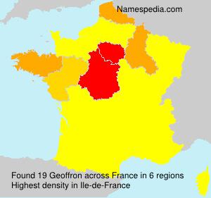 Geoffron - France
