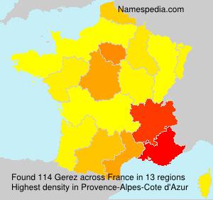 Gerez - France