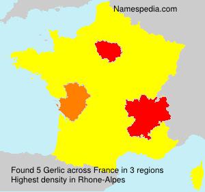 Gerlic - France