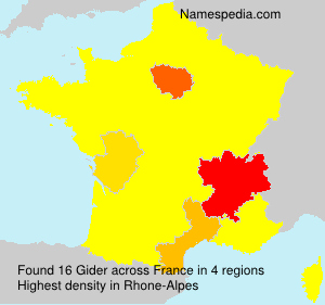 Gider - France