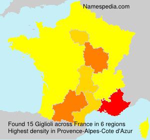 Giglioli - France