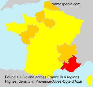 Giovine - France