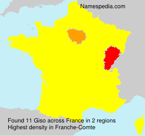 Giso - France