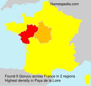 Gorucu - France