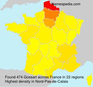 Gossart - France