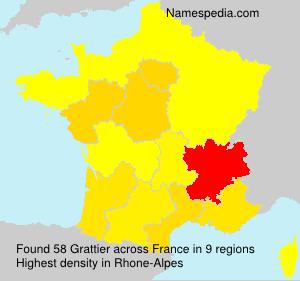 Grattier - France