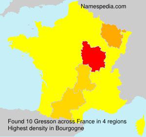 Gresson