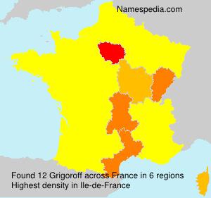 Grigoroff
