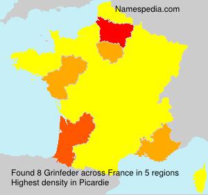 Grinfeder