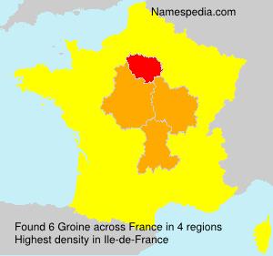 Groine