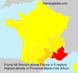 Gronchi - France