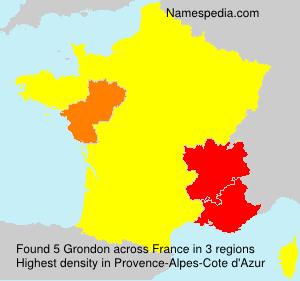 Grondon