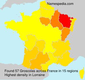 Groscolas