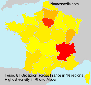 Grospiron - France