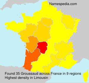 Groussaud