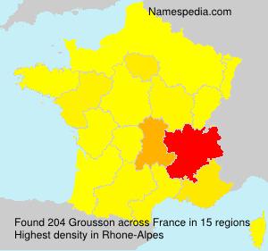 Grousson