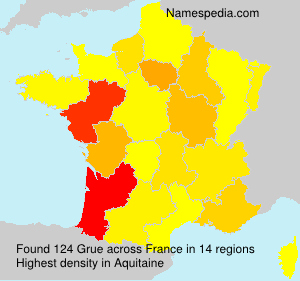 Grue - France