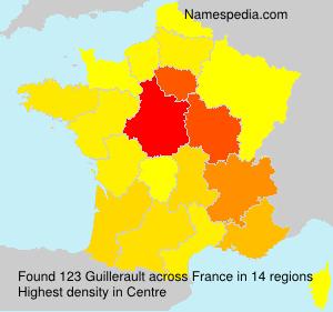 Guillerault - France