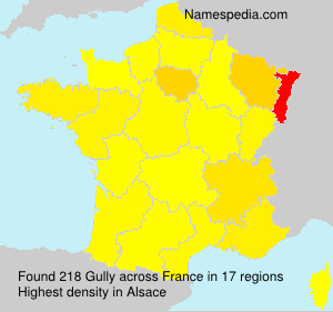 Gully - France