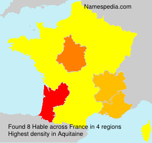 Hable - France