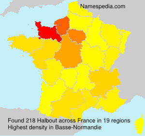 Halbout - France