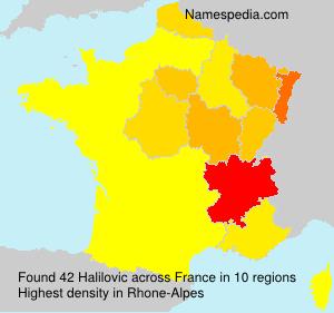 Halilovic - France