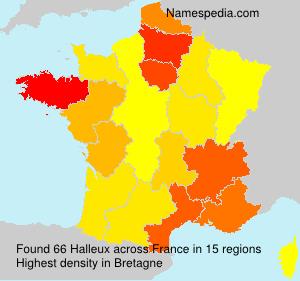 Halleux