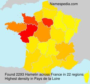 Hamelin - France