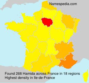 Hamida - France