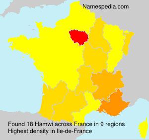 Hamwi - France
