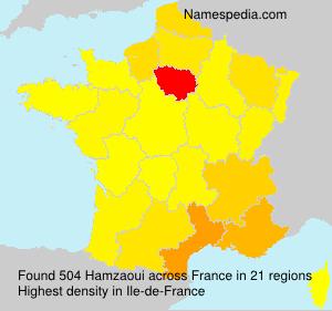 Hamzaoui - France