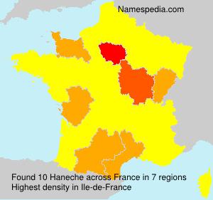 Haneche - France