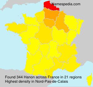 Hanon - France