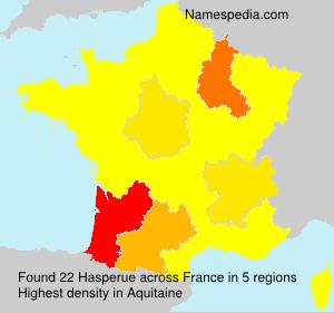Hasperue
