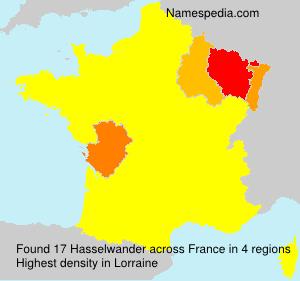 Hasselwander - France