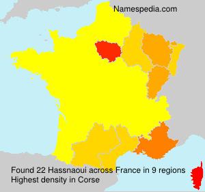 Hassnaoui - France
